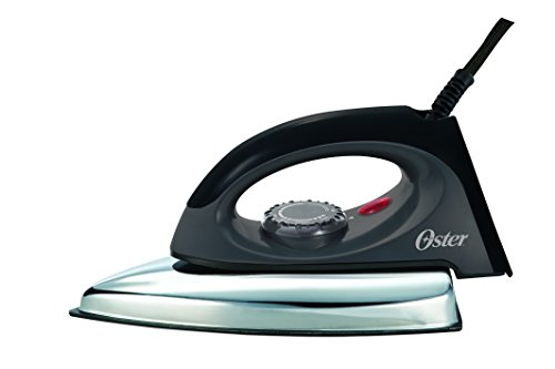 Oster GCSTDR1804 750-Watt Dry Iron (Black)