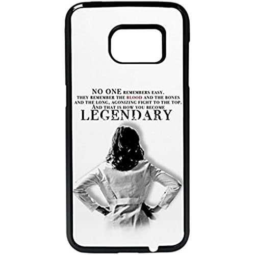 Grey S Anatomy - Amelia Case / Color Black Plastic / Device Samsung Galaxy S7 Sales