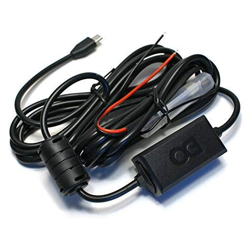 - Ultra Compact Micro USB Direct Hardwire Car Charger Cable Kit for Vehicle Motorcycle Bike