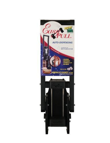 Easy Pull Auto Dispensing Can Crusher (Can Crusher Wall Mounted compare prices)