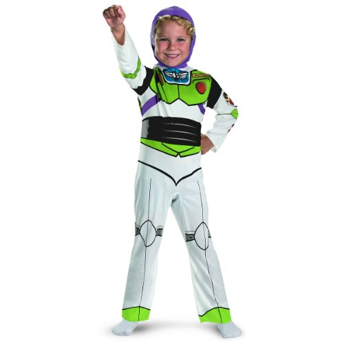 Buzz Lightyear Classic Child Costume - X-Small