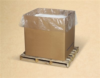 Bin Liners & Gaylord Liners on a Roll 51 x 49 x 97 x 4 mil