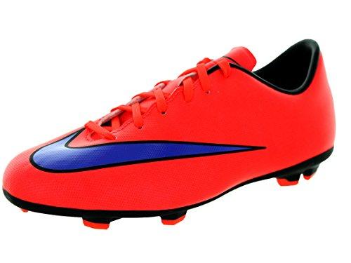 Nike Jr. Mercurial Victory V FG Kinder Nocken Fußballschuhe (651634 650) US 6y