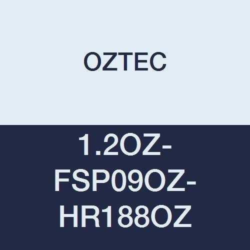9 Amp Motor 1-7//8 Rubber Head 9/' Pencil Shaft 1-7//8 Rubber Head OZTEC 1.2OZ-FSP09OZ-HR188OZ Concrete Vibrator 9 Pencil Shaft 1 Phase AC//DC