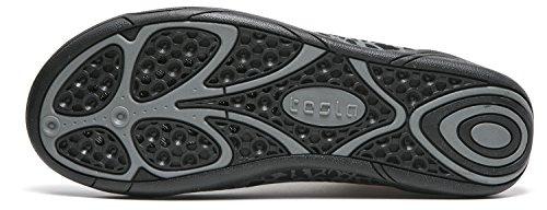 Tesla Hommes Femmes & Enfants Slip-on À Séchage Rapide Minimal Plage Aqua Chaussures A101 / A102 Tf-a101-kdg