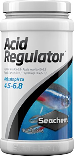 Seachem Acid Regulator 250gram Seachem Acid Buffer