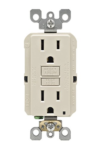 Leviton GFNT1 T SmartlockPro Non Tamper Resistant Receptacle