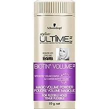 Schwarzkopf Styliste Ultime Biotin+ Volume Magic Volume Powder, 10 Grams (2030344)