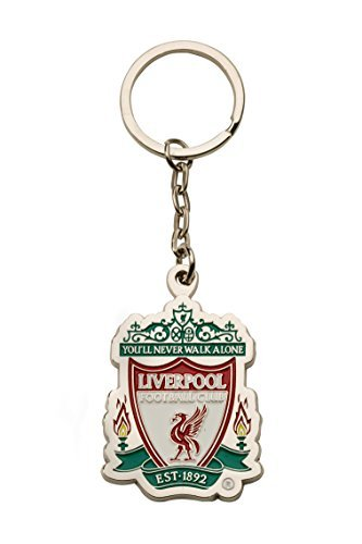 Amazon.com  Liverpool FC Crest Keyring Keychain  Office Products bfcf046964