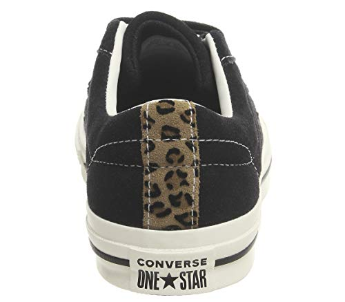 Unisex Lifestyle Converse Fitness Ox Star One Scarpe Leather Da 88dqrp