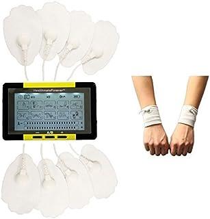HealthmateForever 10 Modes d'arthrite soulagement de la douleur Touch Therapy Massager écran Noir