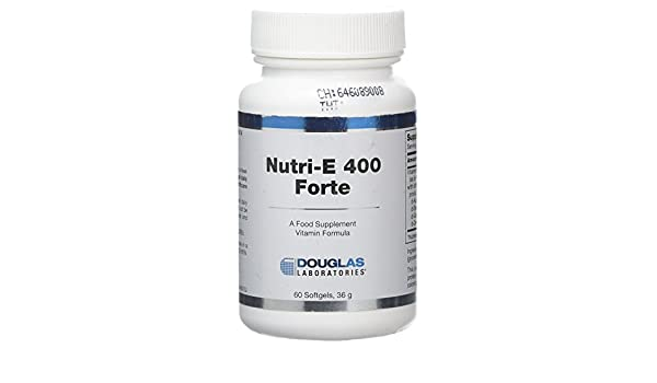 Nutri y-400 Forte TM (60 Tablets) - Douglas Laboratories: Amazon.es: Alimentación y bebidas