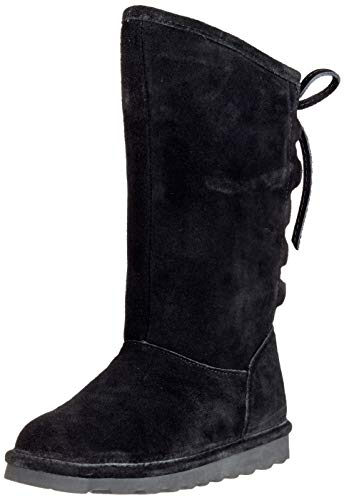 Bearpaw Women Phylly Boot, Black, 9 from BEARPAW