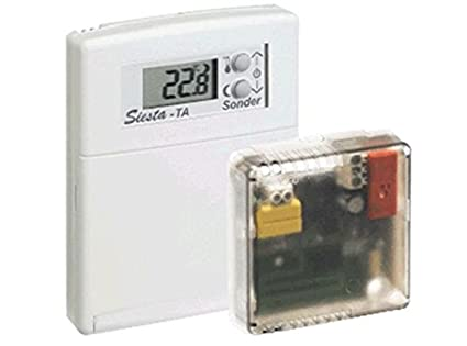 Termostato digital ambiente Sonder SIESTA-TA ECO RF
