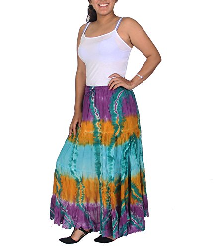 Hippie Gypsy Skirt - 9