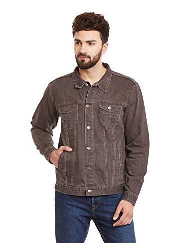Yepme - Dominick Overdyed Tucker Jacket - Gris