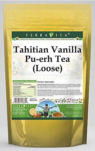 (Tahitian Vanilla Pu-erh Tea (Loose) (8 oz, ZIN: 535767))