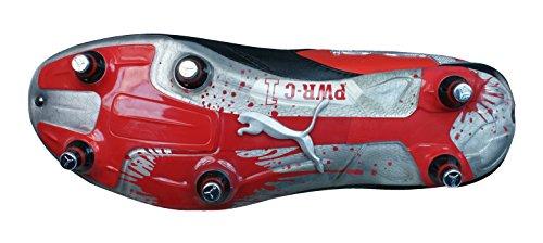 Black Sg Adult Unisex Football 10 Powercat Puma 1 Red Boots wq8xH5XX