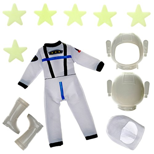 Lottie Doll Outfit Astro Adventures Clothing Set| Best Fun Gift for empowering Kids Ages 3 & up