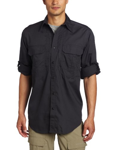 5.11 Tactical TacLite Professional Long-Sleeve Button-Up Work Shirt, Style 72175