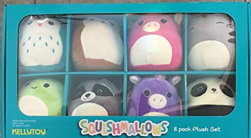 Squishmallows minis 8 Pack Plush Set