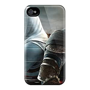 AnnaDubois Iphone 6 High Quality Hard Phone Case Allow Personal Design Nice Assassins Creed Image [bef2380zxoK]