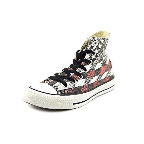Converse Chuck Taylor Hi Black Multi Womens Trainers 6 US