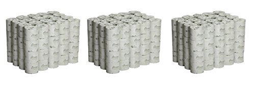 Georgia Pacific Professional 1988001 Bathroom Tissue, 550 Sheets Per Roll (Case of 80 rolls) (3 PACK) by Georgia Pacific Professional (Image #1)