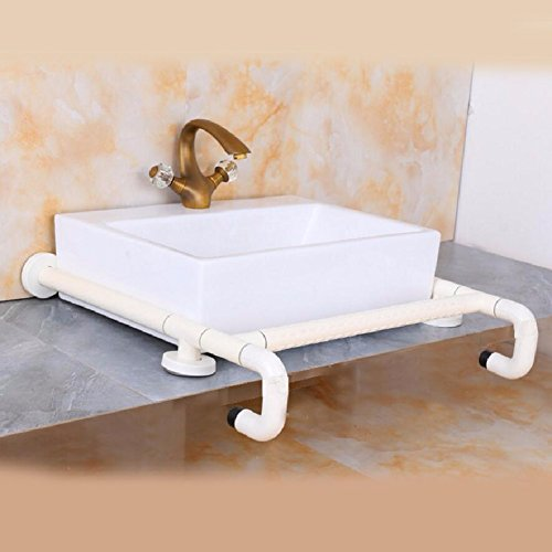WAWZJ Handrail Taipen Armrest Nylon Belt Safety Armrest Leg Bathroom Washbasin Handrail Handrails Disabled Elderly by WAWZJ-Handrail