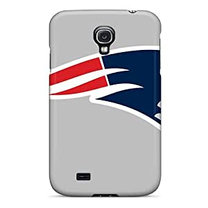 Durable Protector Case Cover With New England Patriots Hot Design For Galaxy S4