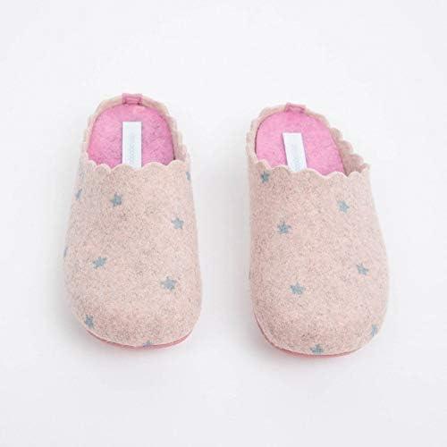 Zapatilla Fieltro Segre Mujer Rosa Don algodón: Amazon.es: Zapatos y complementos