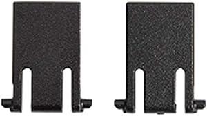 Plastic Stand Foot Leg for Logitech K120 Keyboard (Black)