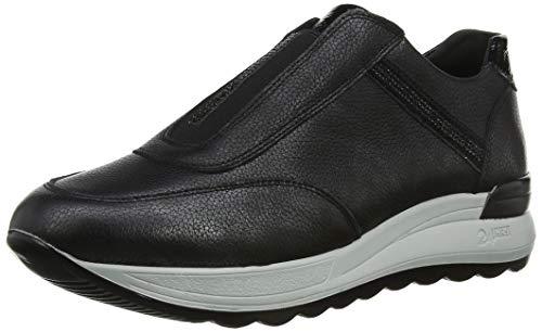Negro Mujer para Cordones 23879 Negro sin 7 24 Zapatillas HORAS xqwn0S61a