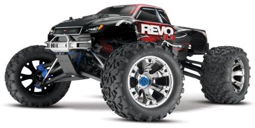 Traxxas 53097-3 1/10 Revo 3.3 4WD Nitro RTR Vehicle with TQi 2.4 TSM (Nitro Vehicles)