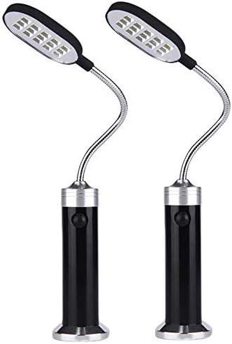2 pcs Barbecue Grill Lumière Magnétique Base Super Lumineux