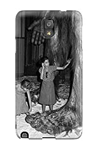 For Galaxy Note 3 Tpu Phone Case Cover(photography Black And White)