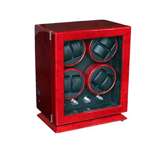 2017 Automatic Watch Winder Winder sstorages box Display Box Case Quiet Mabuchi Motors WB6941 , # 2 by L@YC