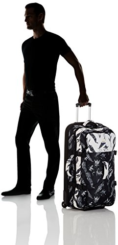 Roxy FLY AWAY TOO Laptop Rollkoffer, 50 cm, 24 L, Anthracite