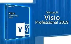 Microsoft Visio Standard 1 User Product Key Code - D for sale online | eBay