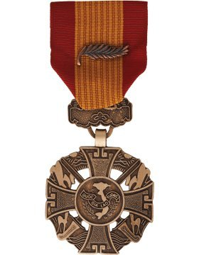 ML-F1150, Vietnam Cross Of Gallantry with Palm, Full Size MEDALS (Of Cross Vietnam Gallantry With Palm)