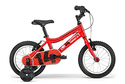 Ridgeback MX14 Aluminum 14 Kids Bike In Gloss Red Review