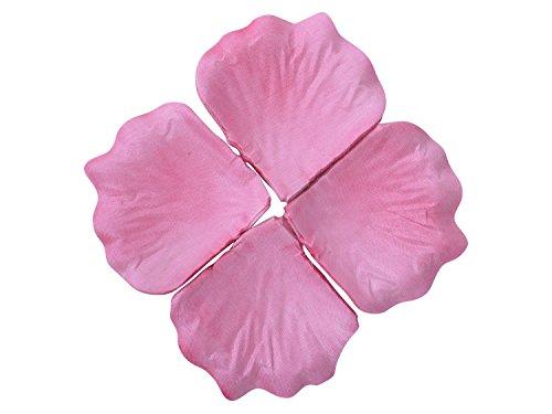 AshopZ 500pcs Artificial Silk Rose Flower Petals Wedding