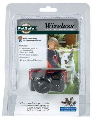 IF-275 PetSafe Wireless Fence Receiver and - Safe Fence Pet Wireless Receivers