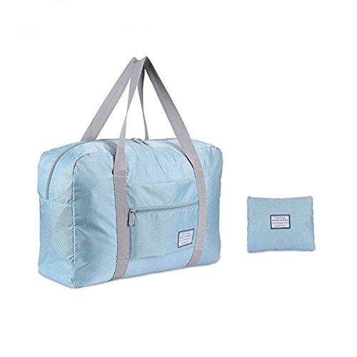 Foldable Travel Bag Waterproof Travel Duffel Bag Large Capacity Carry on Bag  by SKYWXHN 1a0de203d950d