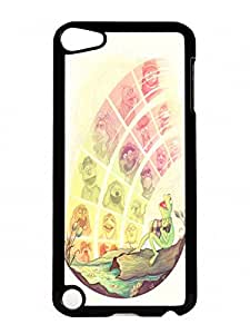 Beautiful Designed Case With The Lovers, The Dreamers and Me Hard Plastic iPod 5 Cover Cases