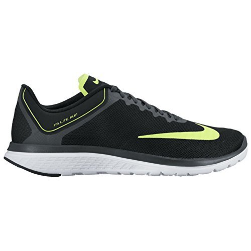 New Nike Men's FS Lite Run 4 Running Shoe Wolf Grey/Black...