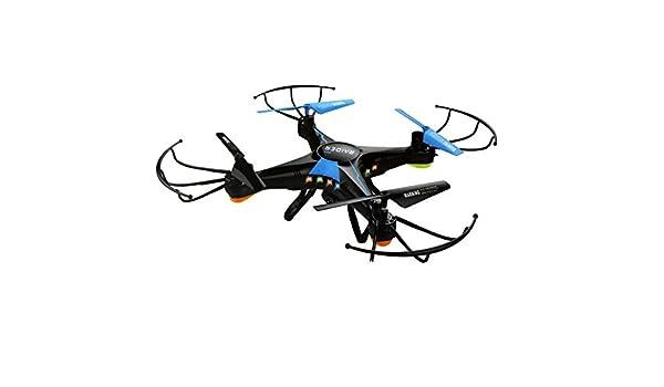 Drone Sky Quest AX-5 con cámara (2.4GHz 4 CH): Amazon.es: Electrónica
