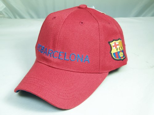 FC BARCELONA OFFICIAL TEAM LOGO CAP / HAT - FCB048