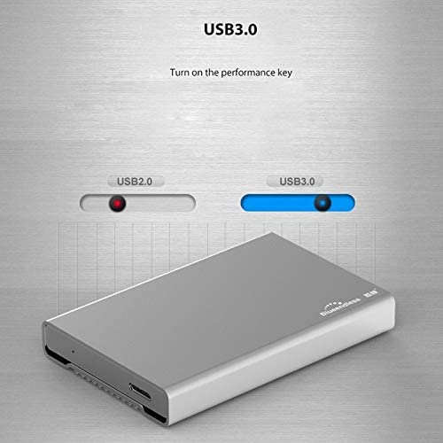 15mm or Less U23Q SATA 2.5 inch Micro B Interface HDD Enclosure with Micro B to USB Cable Support Thickness