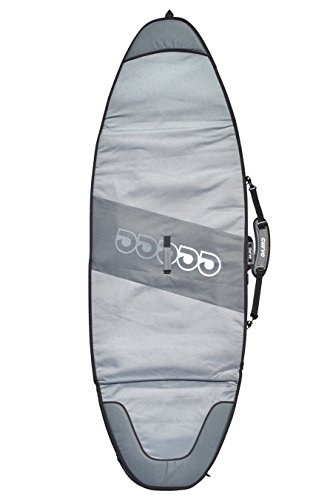Curve SUP Bag for Wave Boards - Boost Compact SUP Cover by 8'2, 8'10, 9'6, 10'0, 10'6, 11'0 (8'2 Fish (x31 wide))
